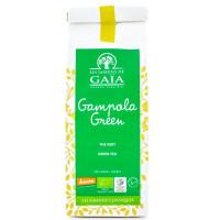 Les Jardins de Gaïa - Thé vert Gampola Green 80g - Bio