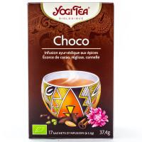 Yogi Tea - Infusion ayurvédique Choco 17 sachets - Bio