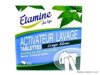 ÉTAMINE DU LYS Activateur de linge 20 tablettes 440g