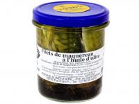 BELLE BRETAGNE Filets de maquereau à l'huile d'olive 280g