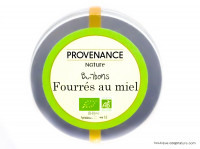 PROVENANCE NATURE Bonbons fourés au miel 120g
