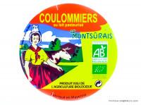 LE MONTSÛRAIS Coulommiers 350g