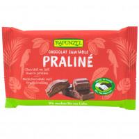 Chocolat au Lait Fourré Praliné Bio 100g