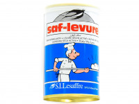 SAF-LEVURE Levure sèche active 125g