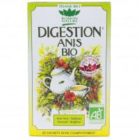Infusion Digestion Anis Bio 20 Sachets