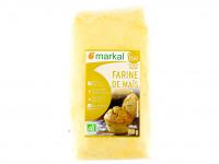 MARKAL Farine de maïs 500g Bio