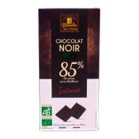 MOULIN DES MOINES Chocoalt noir intense 85% par 100g