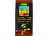 RAPUNZEL Nirwana chocolat noir praliné 100g