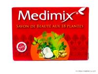 MEDIMIX Savon de beauté 18 plantes 125g