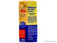LA DROGUERIE ÉCOLOGIQUE Bicarbonate de soude technique 500g