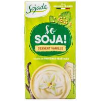 SOJADE Dessert So Soja ! Vanille 530g