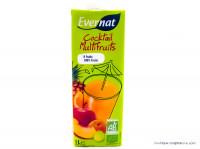 EVERNAT Cocktail multifruits 1L