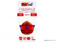 ECOMIL Boisson à la noisette sans sucres ajoutés 1L
