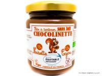 NOISERAIE PRODUCTIONS Chocolinette noisette cajou 220g