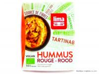 LIMA Hummus rouge vegan 140g