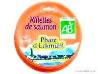 PHARE D'ECKMÜHL Rillettes de saumon 120g