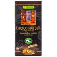 RAPUNZEL Chocolat noir 85% 80g