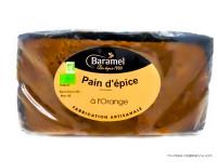 BARAMEL Pain d'épice à l'orange 300g