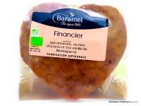 BARAMEL Financier aux amandes 70g
