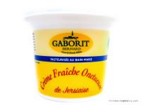 GABORIT Crème fraîche onctueuse de jersiaise 25cl