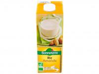 BONNETERRE Boisson de riz amande Bio 1L