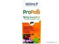 LADRÔME Spray buccal propolis extraits de plantes 30ml