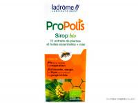 LADRÔME Sirop extraits plantes & miel 150ml