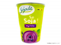 SOJADE Dessert So Soja ! Myrtille 400g