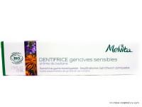 MELVITA Dentifrice gencives sensibles 75ml