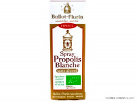 Spray propolis blanche sans alcool - 15ml