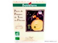 Purée de Pommes de Terre en Flocons Bio 194g