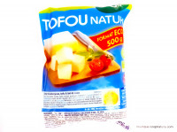 SOY Tofou nature format eco 500g