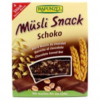 Barre Muesli Chocolat Pépites Bio 4x29g