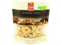 VIJAYA Bananes en chips 125g