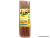 BONNETERRE Spaghettis épeautre demi-complet 500g