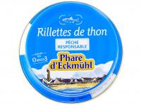 PHARE D'ECKMÜHL Rillettes de thon albacore 120g