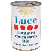 BIO IDEA Tomates concassées 400g