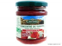 BIO IDEA Concentré 22% de tomate  200g