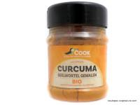 COOK Curcuma en poudre 80g