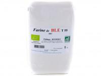 PHILIPPE JOUBERT Farine de blé T55 blanche 1kg