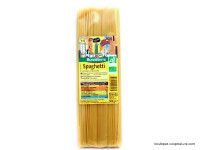 BONNETERRE Spaghettis blancs 500g