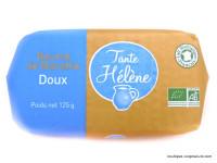 TANTE HÉLÈNE Beurre de baratte doux 125g