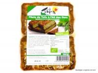 TAIFUN Filets de tofu à l'ail des ours 2x80g