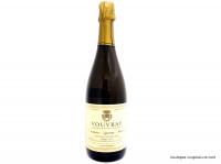 DOMAINE VIGNEAU CHEVREAU Vouvray pétillant 1/2 sec A.O.C. 75cl