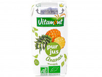 VITAMONT Jus d'ananas 1x20cl