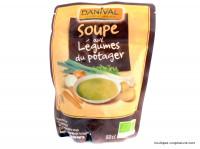 DANIVAL Soupe aux légumes du potager 500ml