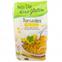 Torsades Maïs Riz Sans Gluten Bio 500g