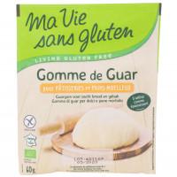 Gomme de Guar Sans Gluten Bio 60g