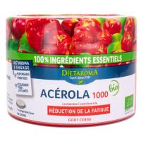 DIETAROMA Acérola 1000 à croquer 60 comprimés Bio