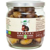 MARKAL Marrons entiers d'Ardèche cuits 230g